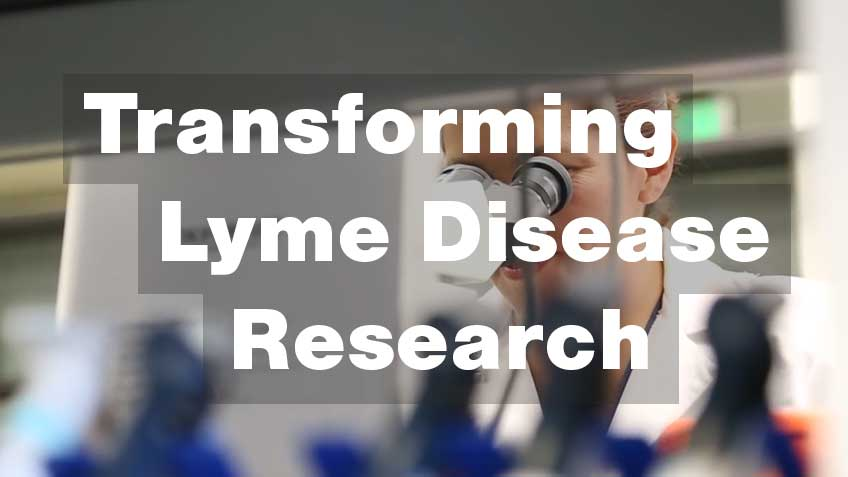 Transforming Lyme Disease Research