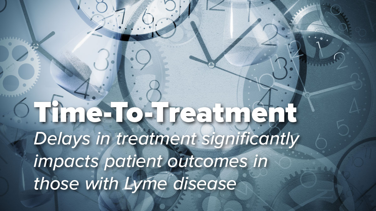 Treatment Delays Increase Risk of Persistent Illness in Lyme Disease